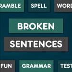 Broken Sentences