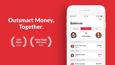 Honeydue: Couples Finance