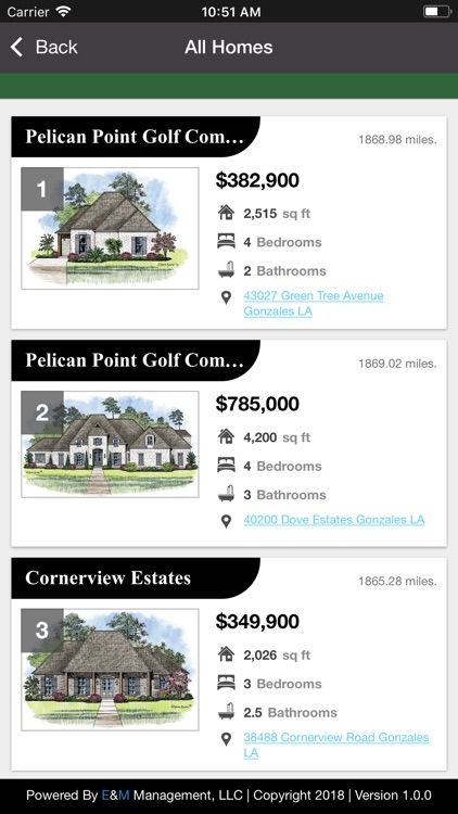 CRBA Parade of Homes screenshot-3