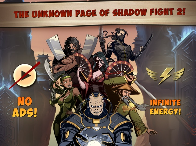 shadow fight 2 special edition on the app store