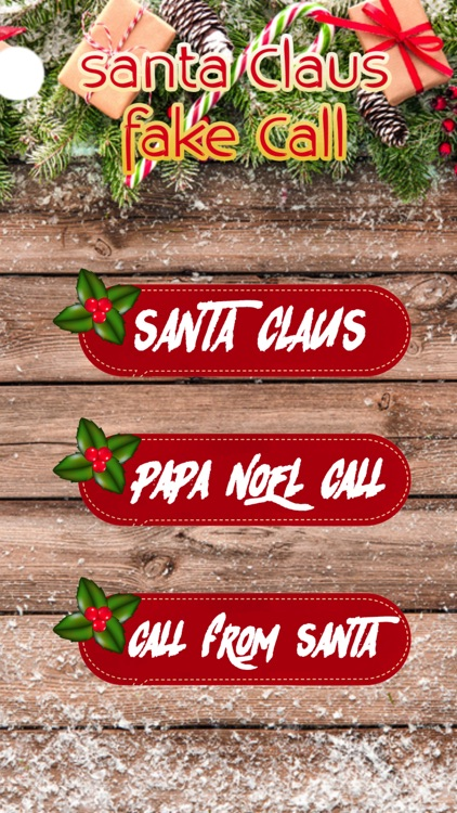 Santa Claus Fake Video Call screenshot-3
