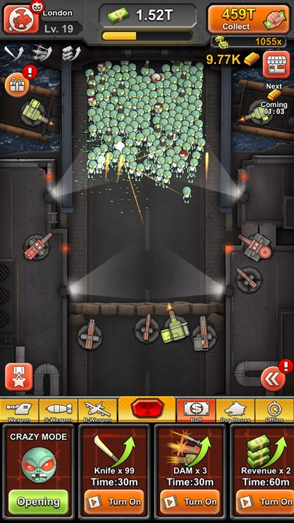 Idle Zombies screenshot-0