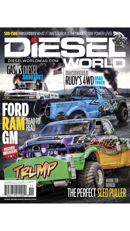 Diesel World screenshot-3