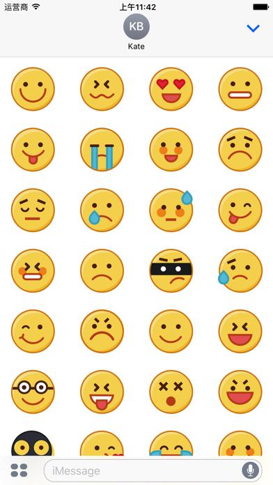 点击获取Yellow Face Emoji