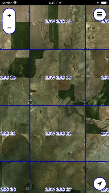 Legal Land Map