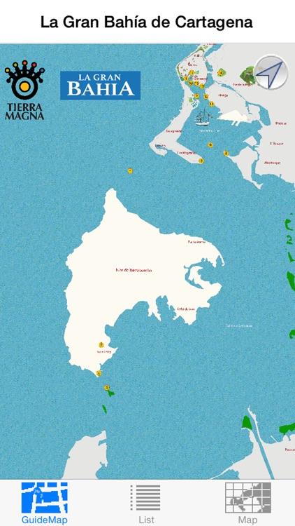 La Gran Bahía de Cartagena screenshot-0