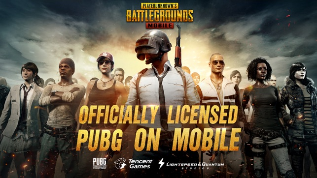 PUBG Mobile cho iOS