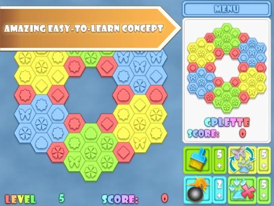 Fitz: Match 3 Puzzle (Full) screenshot 4
