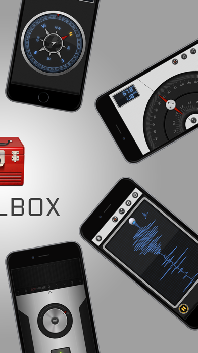 Toolbox Pro review screenshots