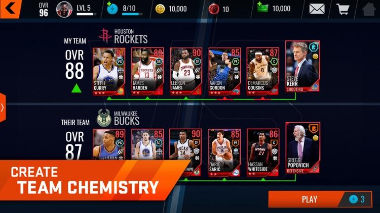 NBA LIVE Mobile Basketball screenshot-3