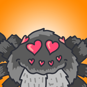 That Spider Life - Stickers app