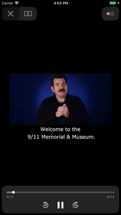 9/11 Museum Audio Guide screenshot-5