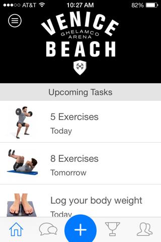 Venice Beach Gym - náhled
