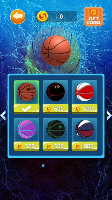 Arcade Basketball 3D screenshot two