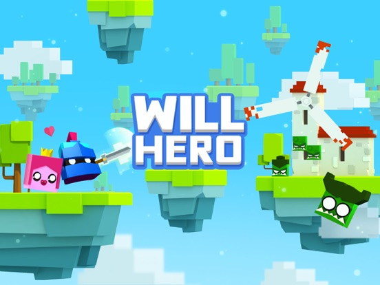 Will Hero на iPad