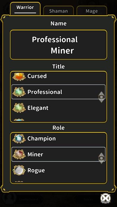 Screenshot 5 Rune Hundred