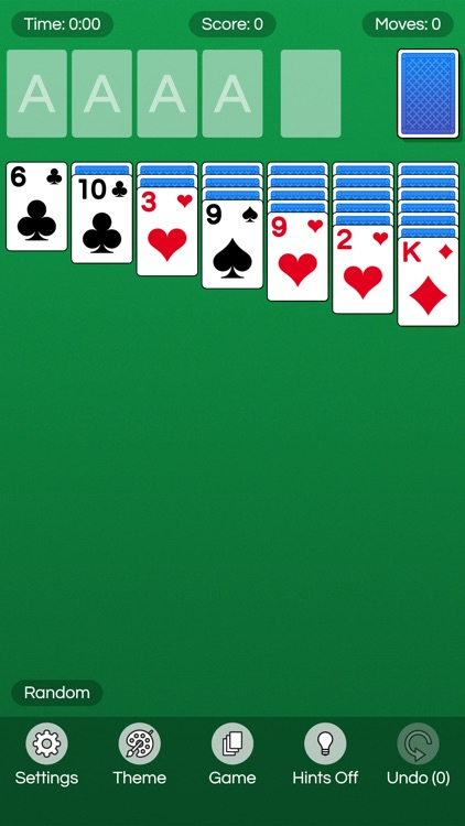 Solitaire #1 Card Game