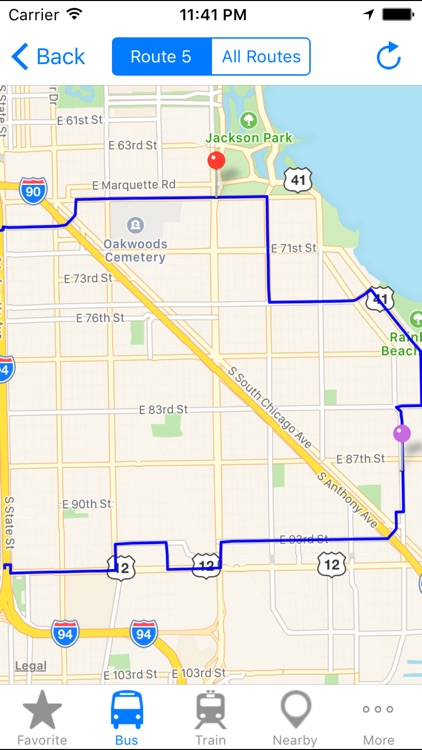 Ride Chicago - CTA