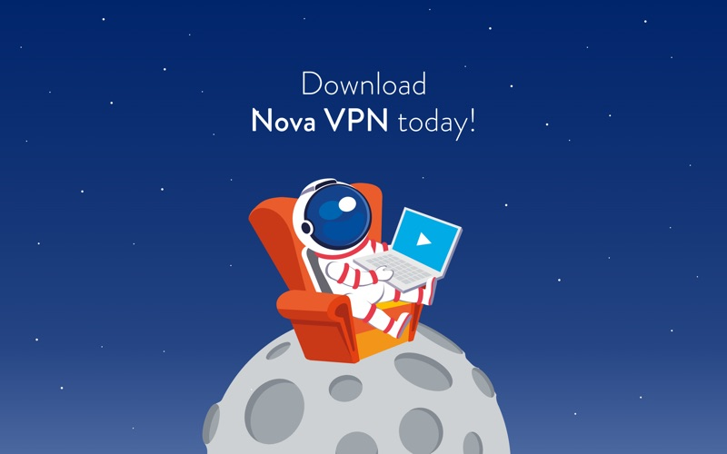 NovaVPN Screenshot - 1