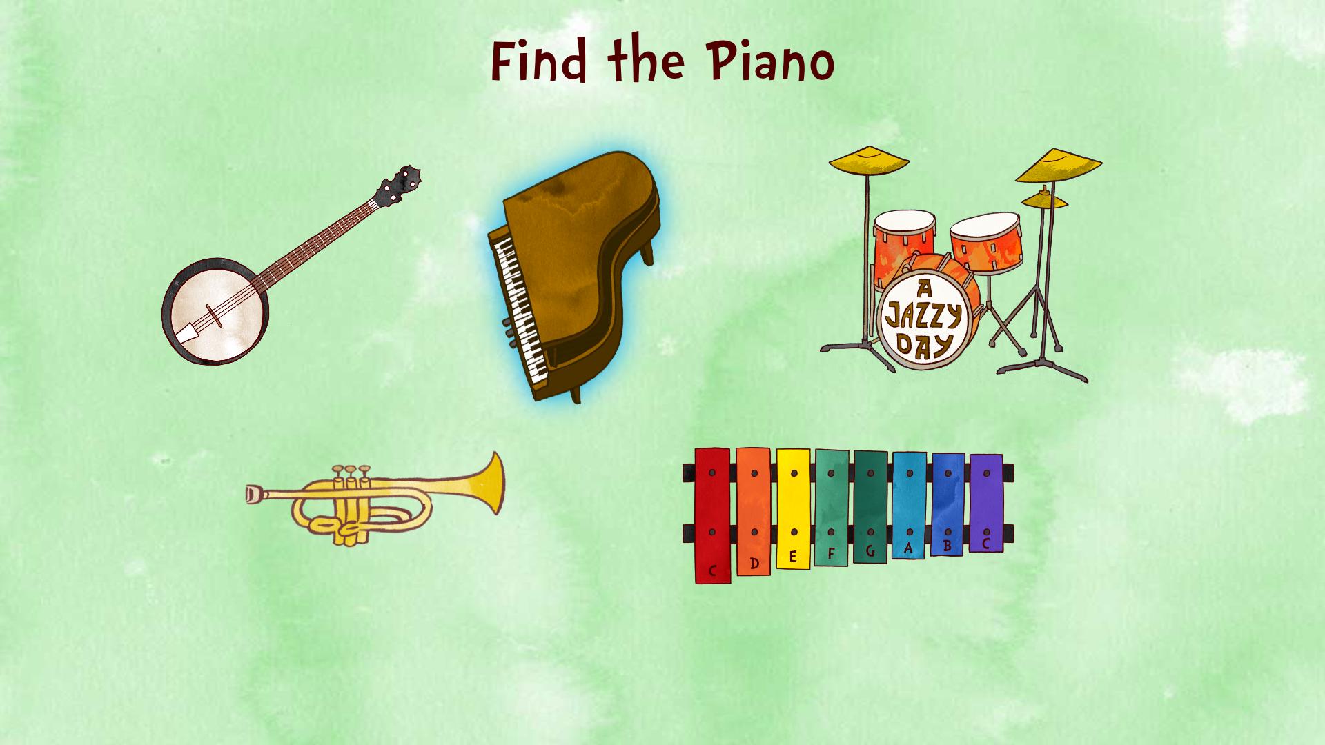 Jazzy ABC - Music Education screenshot 15