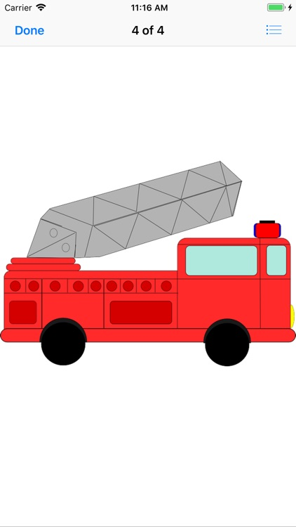 Fire Truck Stickers screenshot-4