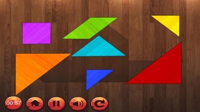 Wood Colour Puzzle PRO Screenshot 2
