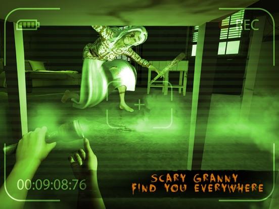 История дома ужасов бабушка на iPad