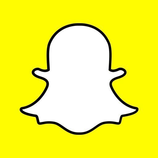 Snapchat application logo