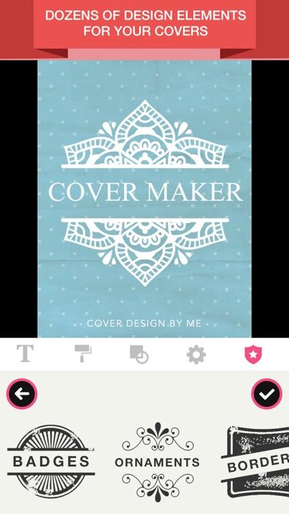 Cover Maker- Book Creator & Magazine Cover maker