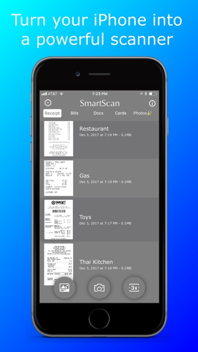 SmartScan Express Screenshot