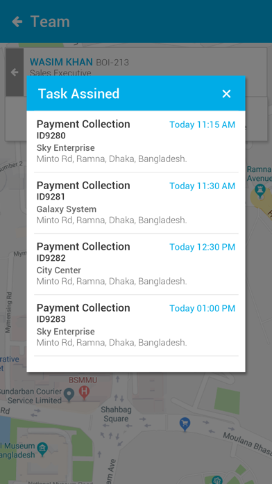 GP Team Tracker | From Grameenphone Limited | Xjvdr com Mobile apps