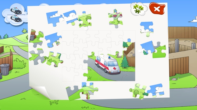 Amazing Cars - book for kids screenshot-3