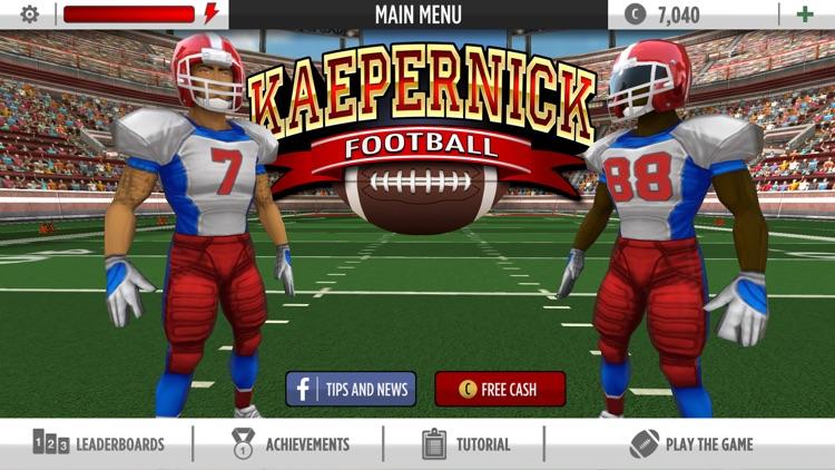 Kaepernick Football