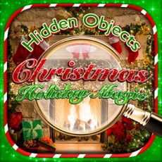 Activities of Hidden Objects Christmas Magic Celebration Time