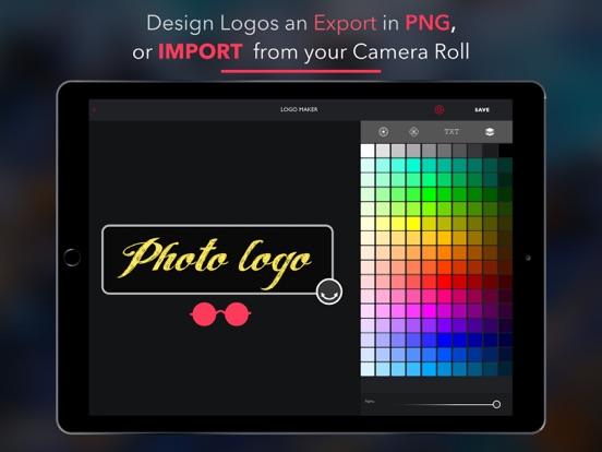 Logomatic Screenshots
