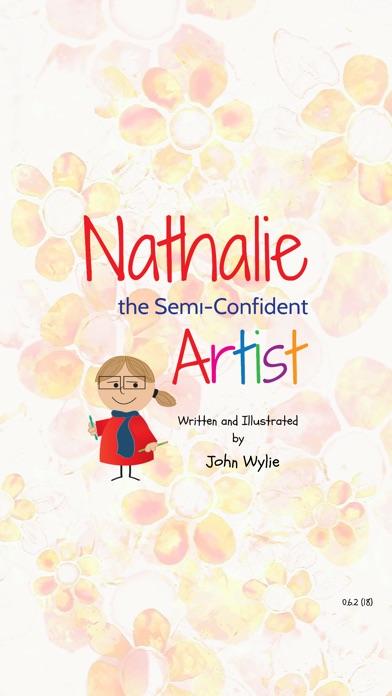 Nathalie the Artist Screenshot