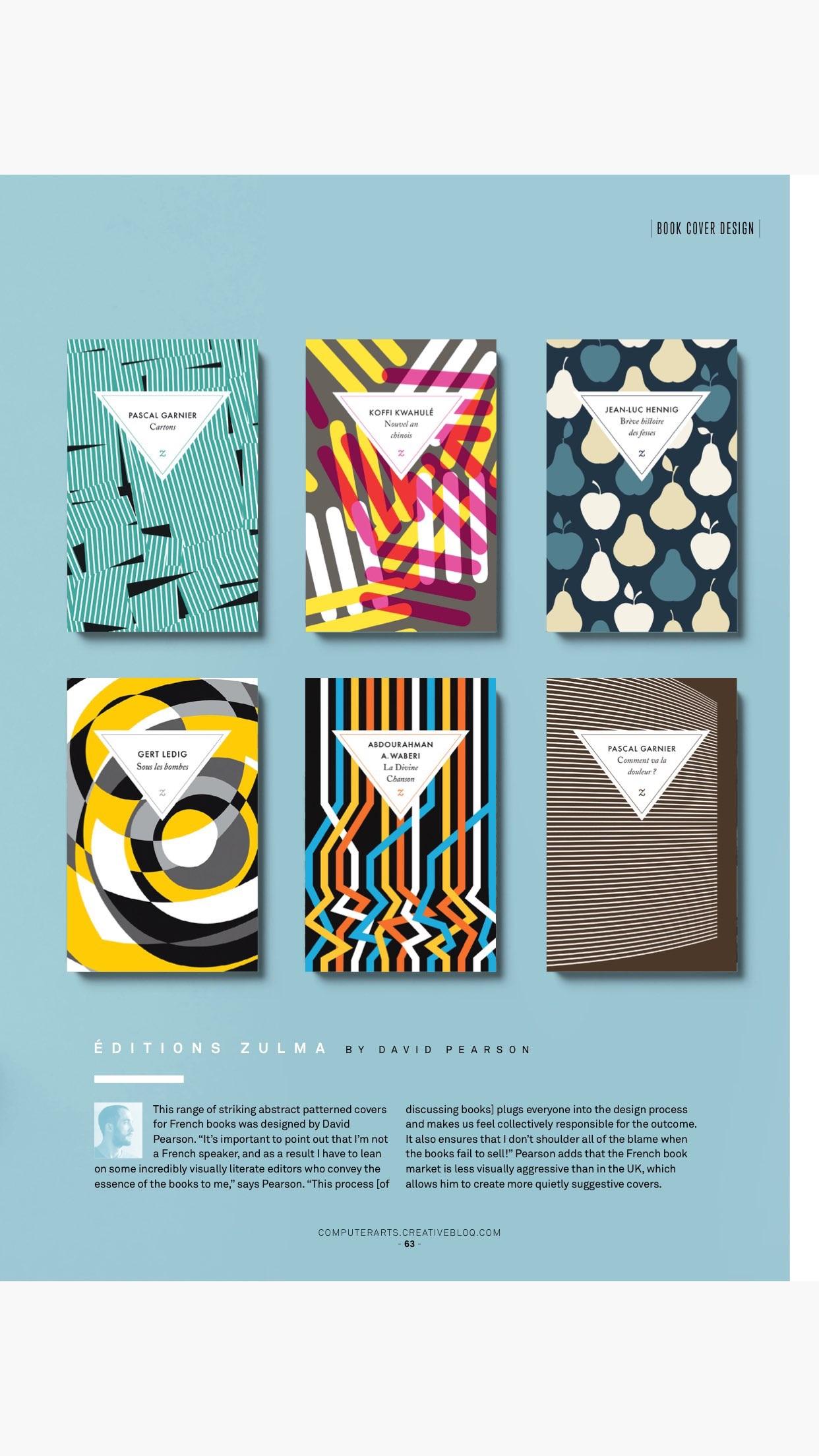 Computer Arts: the graphic design magazine Screenshot