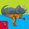 Nosy Crow - Flip Flap Dinosaurs  artwork