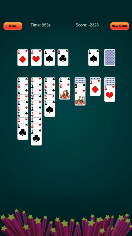 Klondike: Solitaire Card Game