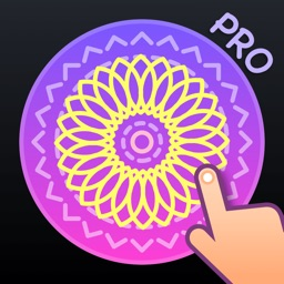 Dancing Wheel Pro -Paint on a spinning wheel