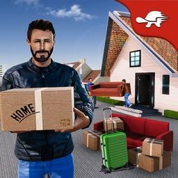 Virtual Family Dad Home Mover