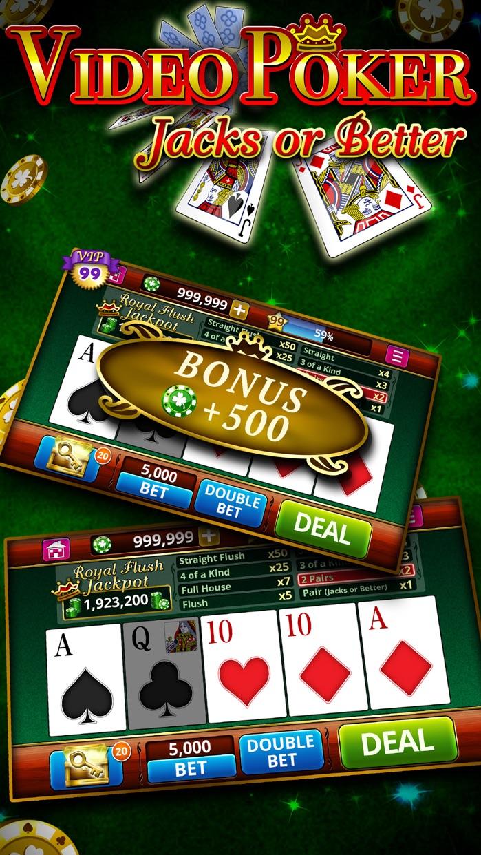 Video Poker Games! Screenshot