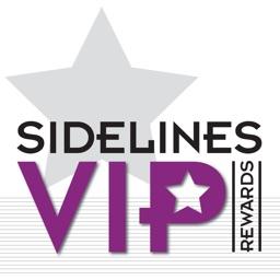 Sidelines VIP Rewards club.