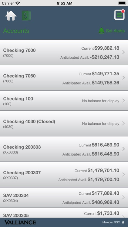 VBank Cash Management screenshot-3