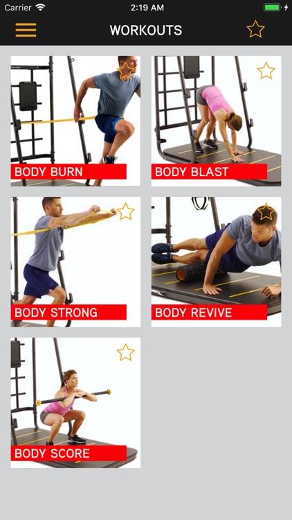 Matrix Fitness Home Workout screenshot-3