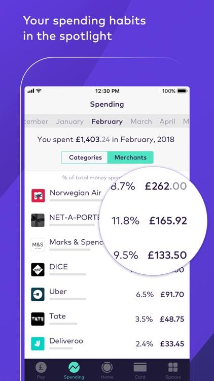 Starling Bank screenshot-3