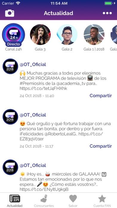 download Operación Triunfo apps 1