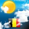 Weerbericht voor België