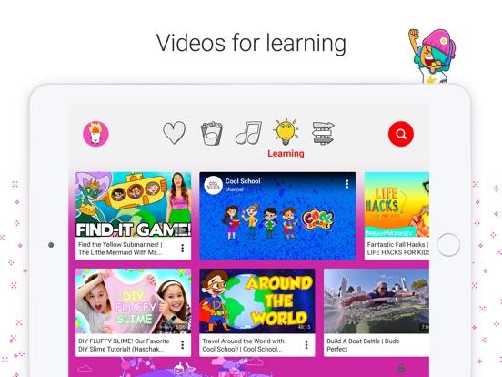 Screenshot #3 for YouTube Kids