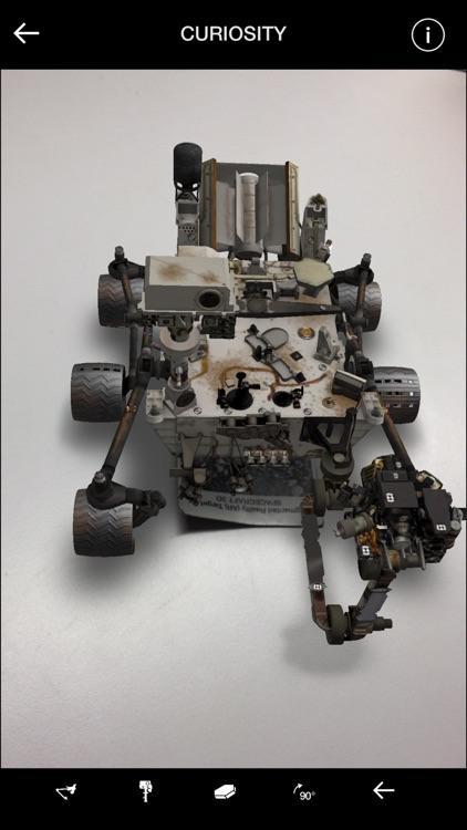 Spacecraft 3D screenshot-4